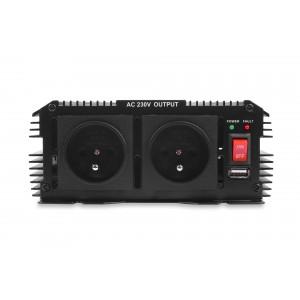 Przetwornica IPS 1200 DUO 12/24V/230V