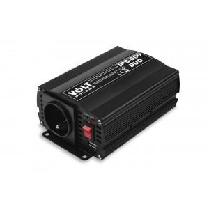 Konwerter napięcia VP-5000 230V / 110V + SOFT START