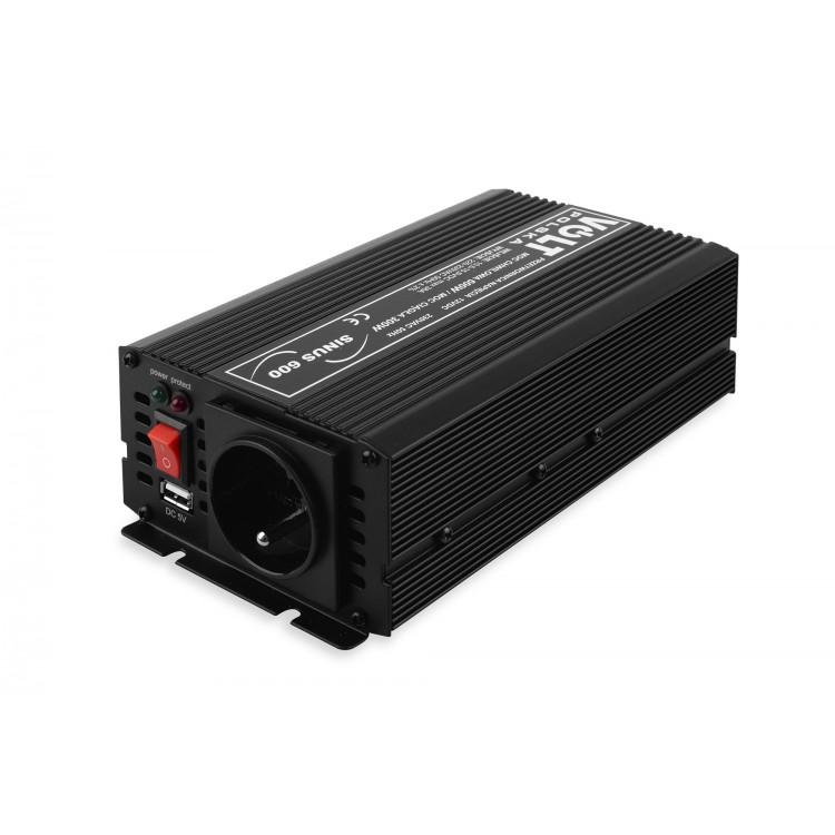 UPS power inverter sinusPRO-1500 E 12V