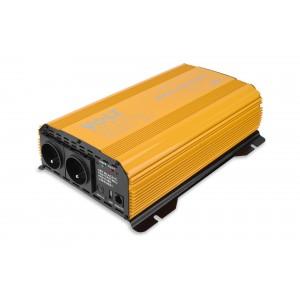 Przetwornice napięcia SINUS PLUS 12/24V na 230V