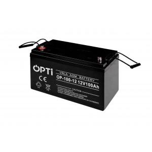 Akumulatory bezobsługowe AGM OPTI