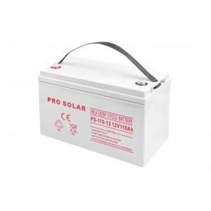 Akumulatory bezobsługowe DEEP CYCLE VPRO SOLAR