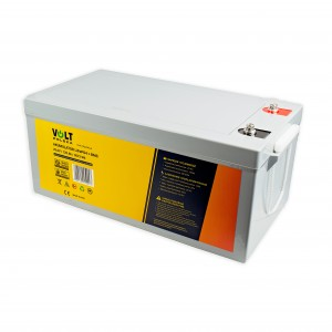 Akumulatory bezobsługowe LiFePO4